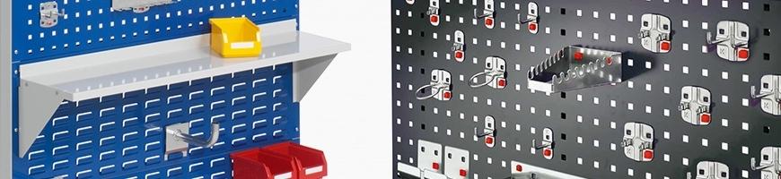 Lochplatten und Schlitzplatten-Systeme