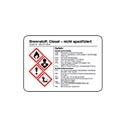 Etiketten Gefahrstoff