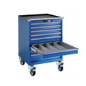 LISTA Schubladen-Rollschränke