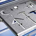 Werkzeughalter und Schaumstoffeinlagen LISTA