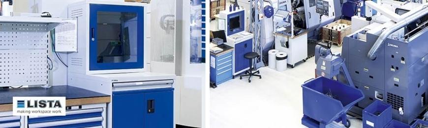 LISTA Computerschränke