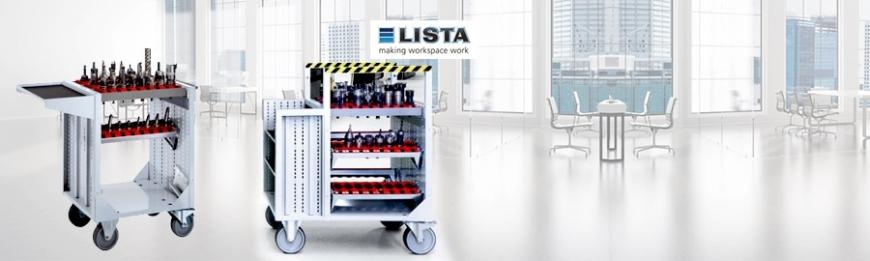 LISTA NC-Transportwagen