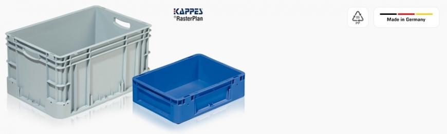 RasterPlan® Euro-Transportbehälter