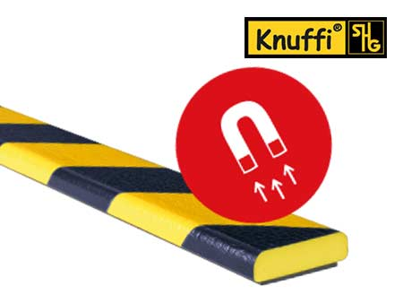 Knuffi® Schutzprofile magnetisch