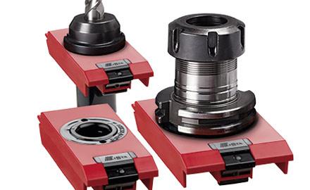LISTA NC-Werkzeughalter - Konfiguration