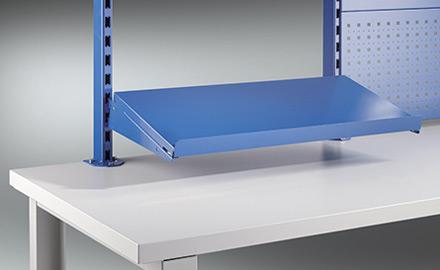 LISTA Werkbänke - Verstellböden und Trennwände